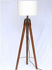 White lamp shade Tripod Stand Home decorative 3 Tripod Stand lamp