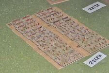 6mm Roman Era / roman - legionaries 190 figures - inf (22684)