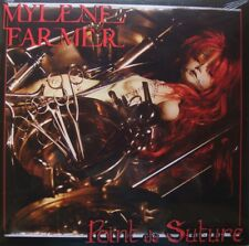 "MYLENE FARMER "" point de suture "" Double VINYLE de 2008"