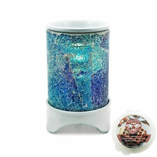 Owlchemy OCEAN Electric wax burner with light & dimmer and scrumptious scents