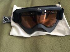 Dragon Ski Snowboard Goggles- grey