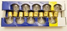 10 New General Electric GE 26960 1156 Miniature Automotive Light Bulbs