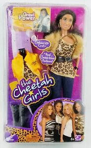 Play Along Disney Channel The Cheetah Girls Galleria Doll with Fashions 2007 NEW