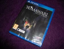PLAYSTATION VITA Yomawari Night Alone & Firefly Diary PAL UK BRAND NEW SEALED