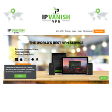 IPvanish Vpn Premium - 3 Years FULL WARRANTY - Fast Delivery