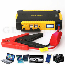 Car Jump Starter 600A Power Bank 18000mAh Portable 12V Starter Cables
