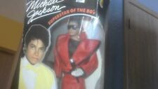 12 inch Michael Jackson Action Figure in Thriller Outfit