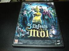 """DVD """"5 ENFANTS ET MOI"""" John STEPHENSON / film enfants"""