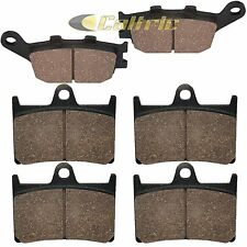 FRONT & REAR BRAKE PADS Fits YAMAHA R6 YZF-R6 YZF-R6SP 600 2003-2016