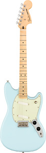 Fender Player Mustang®, Maple Fingerboard, Sonic Blue P/N 0144042572