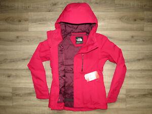 The North Face Descendit Women's Insulated Ski Jacket XL RRP£229 Coat