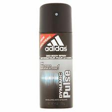 Adidas Dynamic Pulse Body Spray for Men, 4 fl oz