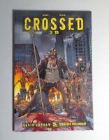 Crossed 3D Vol. 1 Avatar NM+ 1st Print with 3-D Glasses David Lapham Pagliarani