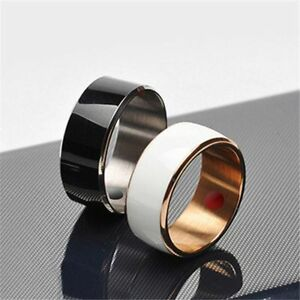 Smart Ring Wearable For Iphone Samsung Nfc Android Ios Wear Phone Magic Finger