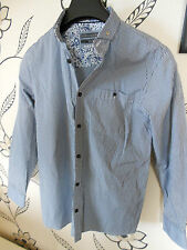 Long Sleeve Formal Checked NEXT Shirts (2-16 Years) for Boys