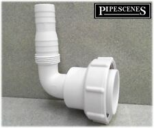 """Fits 1810 2 1½/"""" U-bend Franke Waste Trap Space Saver Kit as McAlpine SSK1"""