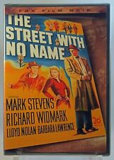 The Street With No Name (DVD, 2005) - FACTORY SEALED