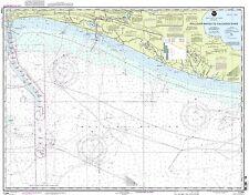 NOAA Chart Rollover Bayou to Calcasieu Pass 39th Edition 11344