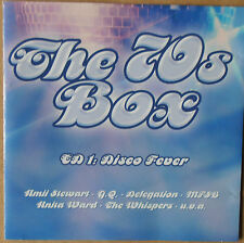 The 70s Box - CD1: Disco Fever - CD