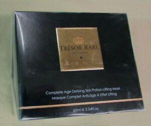 Brand NEW Sealed TRESOR RARE Complete Age Defying Skin Potion Lifting Mask