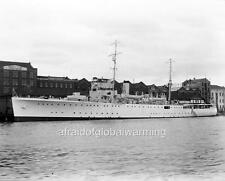 Photo. 1930s.  Australia.  Ship - HMIS HINDUSTAN