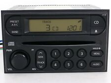 NISSAN Xterra Frontier OEM AM FM Radio CD DISC Player STEREO HEAD UNIT RECEIVER