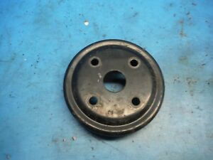 3.9 Chevrolet, Buick engine water pump pulley GM 12577763