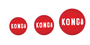 Kong Signature Ball Dog Toy  Free Shipping