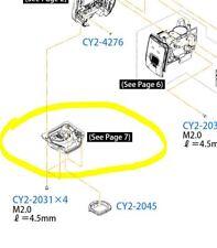 Hotshoe CASE, Acc Shoe Part - Canon Speedlite 600EX-RT II 2 Flash, CY2-4358