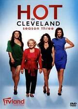 BRAND NEW, sealed. HOT in Cleveland: Season Three (DVD, 2012, 3-Disc Set)