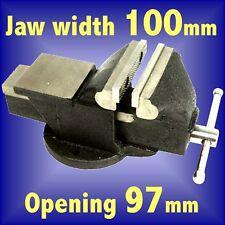 Los ingenieros de 100 Mm Hierro Fundido Bench Vice mecánica 938601