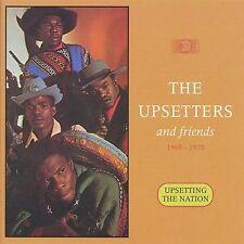 THE UPSETTERS Upsetting The Nation CD NEW 1969-1970 Trojan reggae ska rocksteady