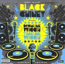 VARIOUS ARTISTS - BLACK CHINEY PRESENTS DRUMLINE RIDDIM AND TIMELINE RIDDIM [PA]