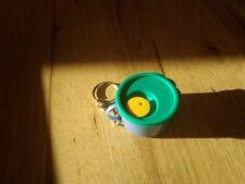 Tupperware Schlüsselanhänger Soup Mug Suppentasse mit gelbem Ventil