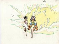 El Hazard The Magnificent World 1995 OVA Anime Animation Production Cel MizAfura