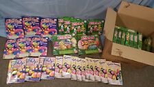 Large Lot of 36 Easter Egg Coloring Decorating Kits NOS
