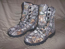 LaCrosse Waterproof Boots 1000 G Insulation Mens 8.5 Hunting Boots