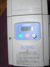 VARIABLE FREQ. AC DRIVE.  1-PH TO 3-PH 240V. HITACHI