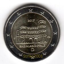 NEW !!! 2 EURO COMMEMORATIVO GERMANIA 2017 Porta Nigra Treviri !!!disponibile!!!