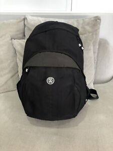 Crumpler Customary Barge Camera and Laptop Black Backpack Travel Bag [A]