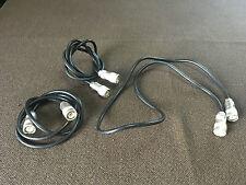 original BW-Kabel-Stromversorgung-Fero51-IR-Scheinwerfer/Akku B8V- 2 BNC Stecker