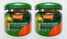 2 x LOLANE NATURA TREATMENT REPAIR FOR Dry and Damaged Hair