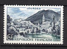 France : 1954 Yvert 976 ( Lourdes ) MNH