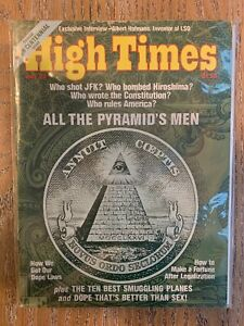 Vintage 1976 July HIGH TIMES Special Centennial Issue Retro Magazine #14