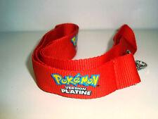 tour de cou pour clé pokemon corde