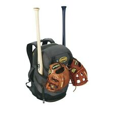Wilson A2000 Backpack Baseball Softball Bat Bag Glove Bag Equipment Bag Charcoal