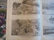 1915 die Woche 36 / Brest Litowsk / Kowno Nowo Georgiewsk Kulikow Krasnostaw