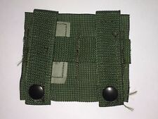 US Army MOLLE ALICE fixings conversion adaptor plate for webbing / vest