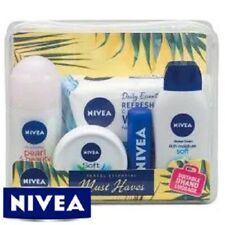 NIVEA Must Haves Travel Kit Essentials Set