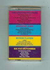 THE DEUTSCHMEISTERS & OTHERS - MYRON FLOREN & MORE - CASSETTE - NEW - SEALED